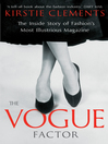 The Vogue Factor (eBook)