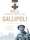 VCs of the First World War Gallipoli (eBook): Gallipoli