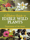 The Complete Guide to Edible Wild Plants (eBook)