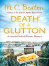 Death of a Glutton (eBook): Hamish Macbeth Mystery Series, Book 8