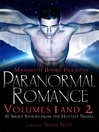 The Mammoth Book of Paranormal Romance, Volumes 1 and 2 (eBook)