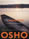The Empty Boat (eBook): Encounters with Nothingness