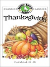 Thanksgiving Cookbook (eBook): Gooseberry Patch Series, Book 6