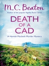 Death of a Cad (eBook): Hamish Macbeth Mystery Series, Book 2