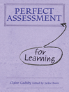 Perfect Assessment for Learning (eBook)