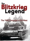 The Blitzkrieg Legend (eBook)