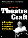 Theatre Craft (eBook): A Director's Practical Companion from A to Z