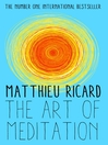 The Art of Meditation (eBook)