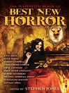 The Mammoth Book of Best New Horror 24 (eBook)