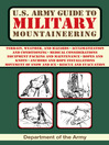 U.S. Army Guide to Military Mountaineering (eBook)