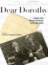 Dear Dorothy (eBook): Letters from Nicolas Slonimsky to Dorothy Adlow