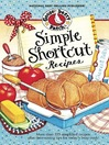 Simple Shortcut Recipes (eBook)