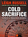 Cold Sacrifice (eBook): DS Ian Peterson Series, Book 1