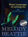 More Language of Letting Go (eBook): 366 New Daily Meditations
