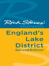Rick Steves' Snapshot England's Lake District (eBook)