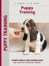 Puppy Training (eBook): Owner's Week-by-Week Training Guide