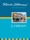 Rick Steves' Snapshot Lisbon (eBook)
