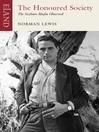 Honoured Society (eBook): The Sicilian Mafia Observed