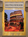 Greetings from Rome (eBook)