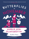 Butterflies in November (eBook)