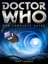 Doctor Who (eBook): The Complete Guide