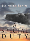 A Special Duty (eBook)