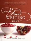 Best Food Writing 2009 (eBook)