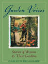Garden Voices (eBook)