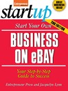 Start Your Own Business on eBay (eBook)