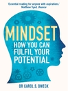 Mindset (eBook): How You Can Fulfill Your Potential