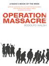 Operation Massacre (eBook)