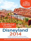 The Unofficial Guide to Disneyland 2014 (eBook)