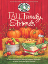 Fall, Family & Friends Cookbook (eBook)
