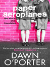 Paper Aeroplanes (eBook): Paper Aeroplanes Series, Book 1