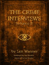 Bestselling Authors Talk about Writing Crime Fiction, Volume 2 (eBook)