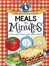 Meals in Minutes 10th Anniversary Cookbook (eBook)