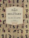 The Dao of the Military (eBook): Liu An's Art of War
