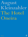 The Hotel Oneira (eBook): Poems