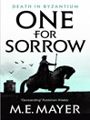 One for Sorrow (eBook)