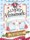 Almost Homemade Cookbook (eBook): Shortcuts to your favorite home-cooked meals plus tips for effortless entertaining.