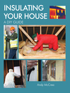 Insulating Your House (eBook): A DIY Guide