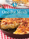 One Pot Meals Cookbook (eBook): Flavored without the fuss...home-cooked dinners your family will love!