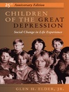 Children Of The Great Depression (eBook)