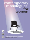 Contemporary Monologues for Women (eBook)