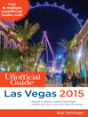 The Unofficial Guide to Las Vegas 2015 (eBook)