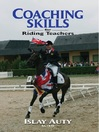 Coaching Skills for Riding Teachers (eBook)