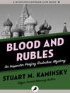 Blood and Rubles (eBook): Inspector Porfiry Rostnikov Series, Book 10