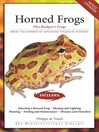 Horned Frogs (eBook): Plus Budgett's Frogs