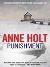 Punishment (eBook): Vik and Stubo Series, Book 1