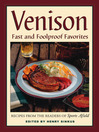 Venison (eBook): Fast and Foolproof Favorites